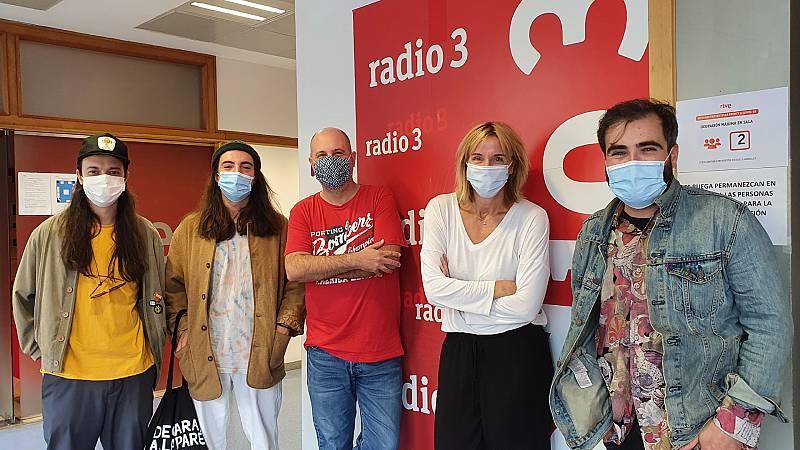 Hoy empieza todo con Marta Echeverría - Alberto & García, Patria, y San Prisciliano - 24/09/20 - escuchar ahora