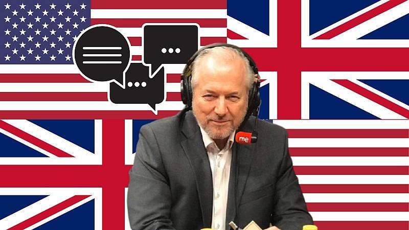 Las mañnas de RNE con Pepa Fernández - Lenguas de aquí - Inglés británico vs americano - Escuchar ahora