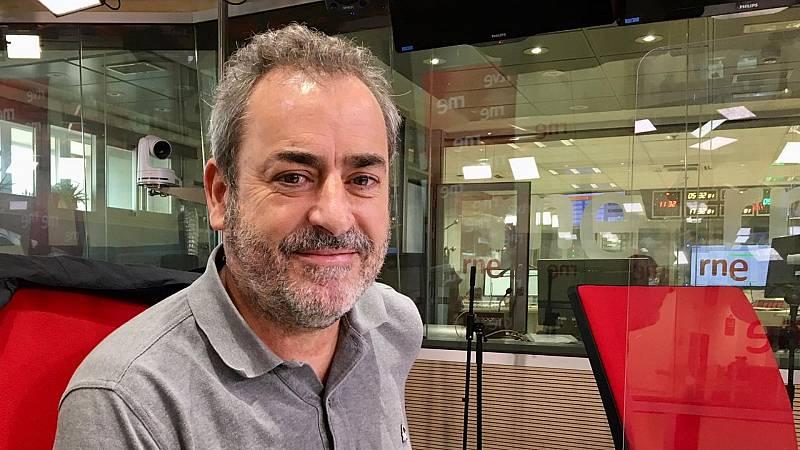 """Las mañanas de RNE con Pepa Fernández - Jorge Bosch: """"Yo trabajo mucho para ser buena persona"""" - Escuchar ahora"""