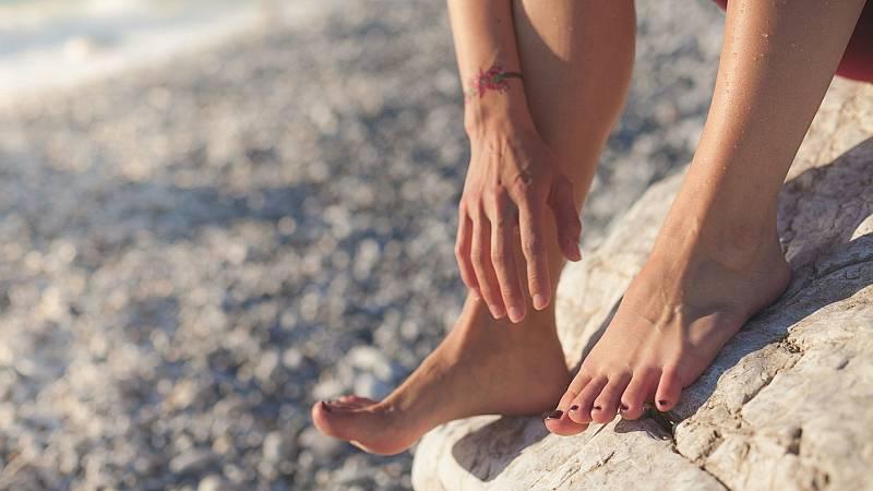 Las mañanas de RNE con Pepa Fernández - Con buen pie - La hidratación de los pies - Escuchar ahora