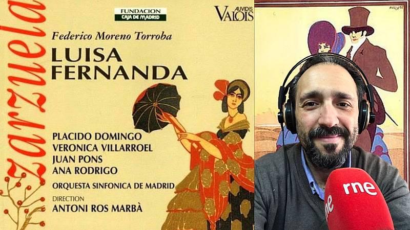 Las mañanas de RNE con Pepa Fernández - Clásica para gañanes y gañanas - José Manuel Zapata nos hace disfrutar con la Zarzuela - Escuchar ahora