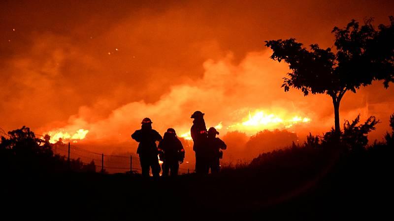 Cinco continentes - California: 3,6 millones de hectáreas quemadas - Escuchar ahora