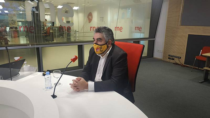 """Las mañanas de RNE - Uribes sobre las negociaciones con la baronesa Thyssen: """"Para llegar a un acuerdo, el Mata Mua tiene que volver"""" - Escuchar ahora"""