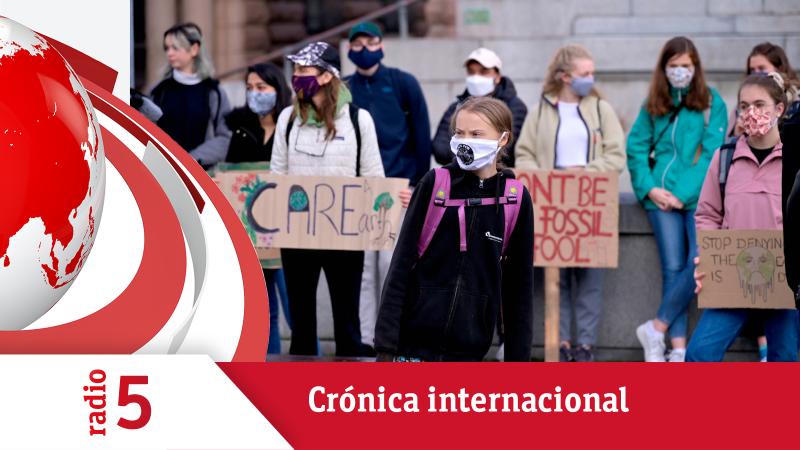 Crónica Internacional - Vuelven las movilizaciones de Fridays 4 future
