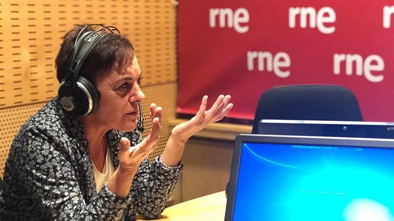Parlamento - Radio 5 - Mertxe Aizpurua (EHBildu) tiende la mano a un acuerdo sin Ciudadanos para los presupuestos - Escuchar ahora
