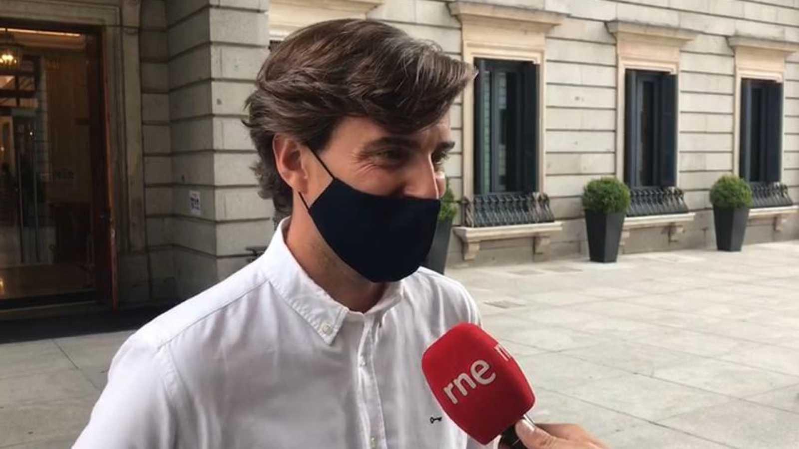 Parlamento - Radio 5 - El rincón: Pablo Montesinos - Escuchar ahora