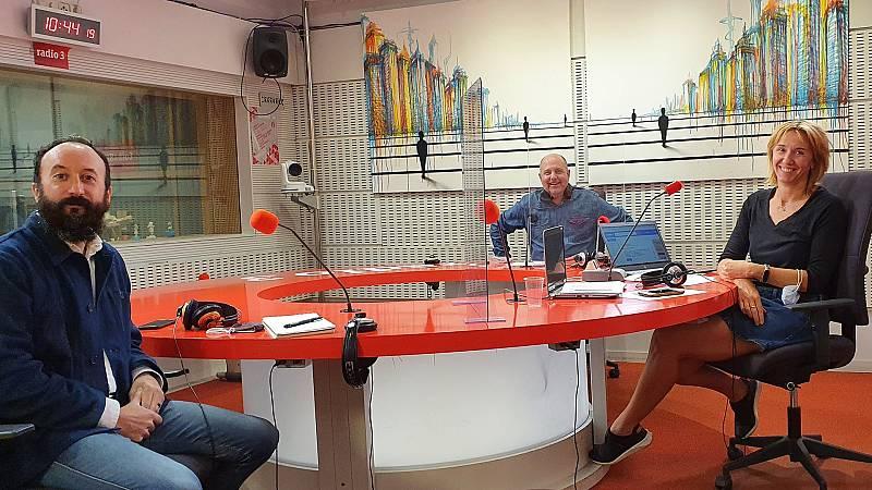 Hoy empieza todo con Marta Echeverría - La Cuarta Pared, Otoño Bombín y Remate está de vuelta - 25/09/20 - escuchar ahora