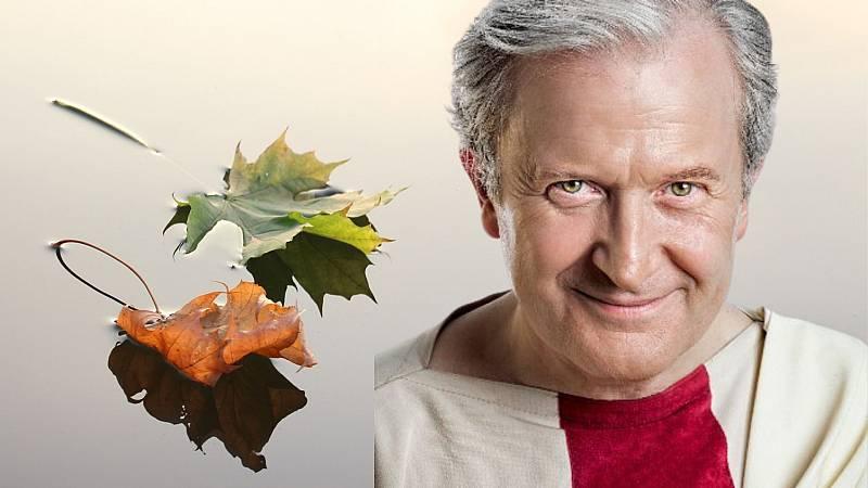 Las mañanas de RNE con Pepa Fernández - Verba Volant -  Emilio del Río nos alegra el inicio del otoño - Escuhar ahora