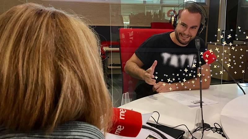 Las mañanas de RNE con Pepa Fernández - Momentos mágicos - Jorge Blass nos sorprende con la magia de Pepe Carroll