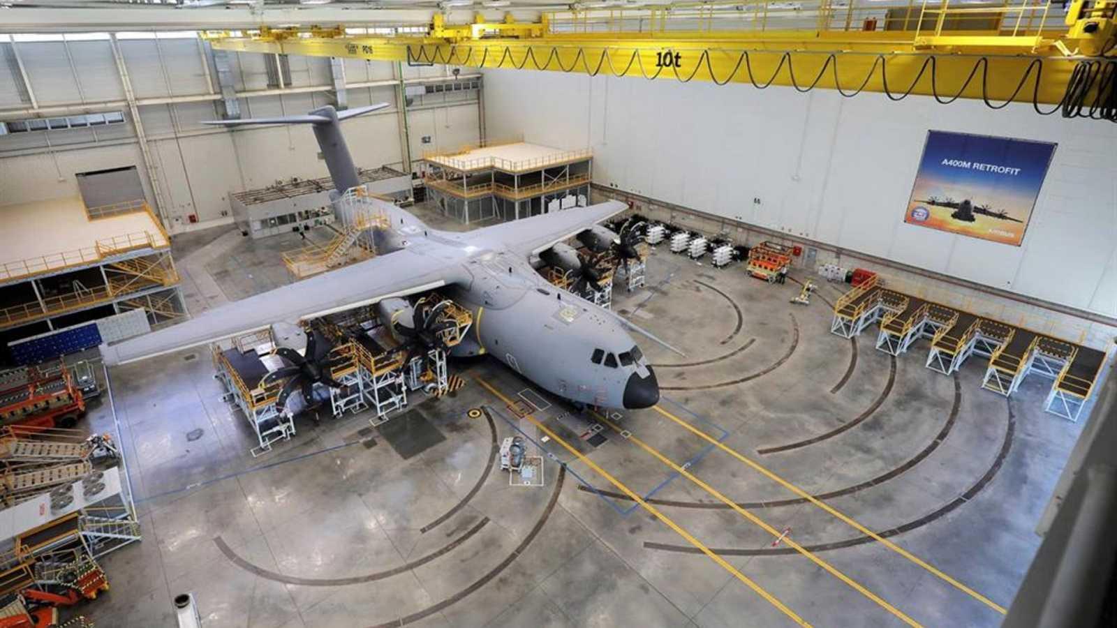 Todo Noticias - Mañana - El sector aeroespacial, una industria en apuros por el coronavirus - Escuchar ahora