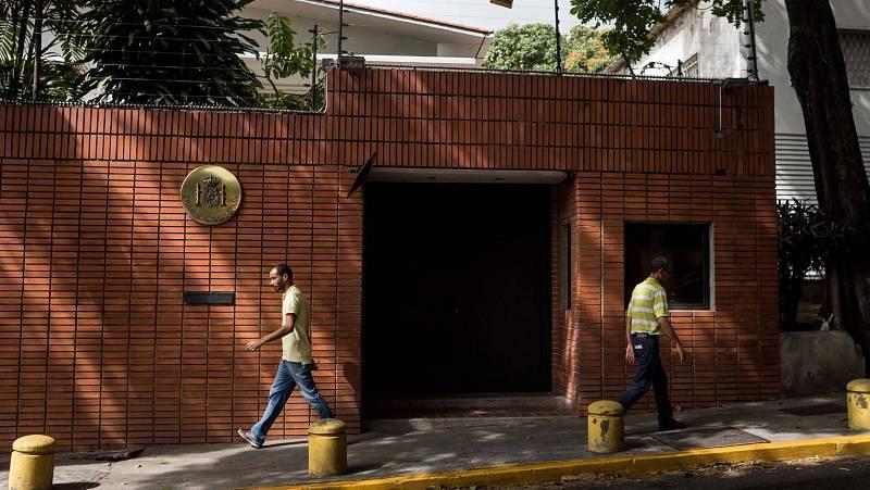 14 horas - Exteriores ultima el relevo del embajador de España en Venezuela - Escuchar ahora