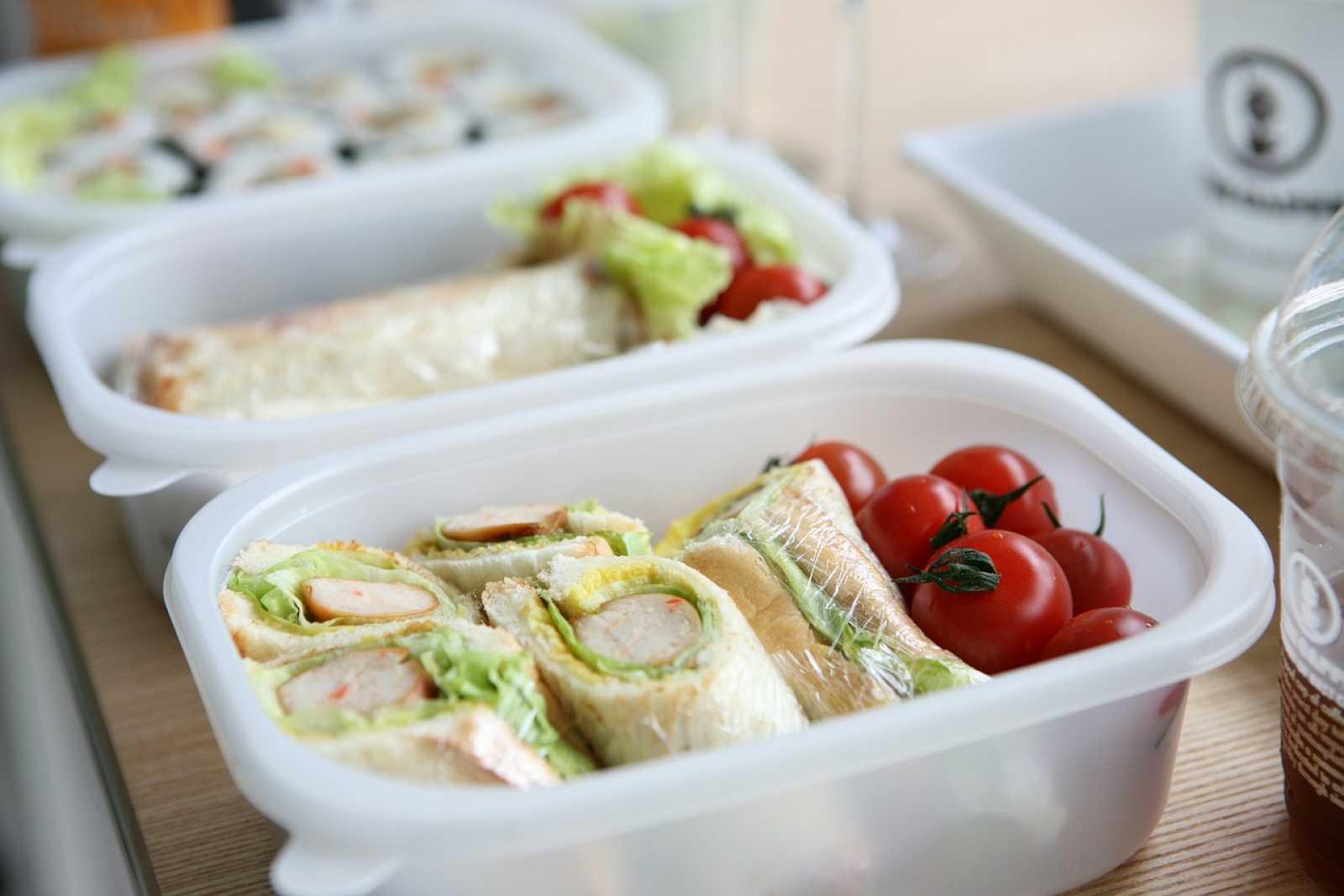 Alimento y salud - Comer en el trabajo, vuelve Sacha - 27/09/20 - Escuchar ahora