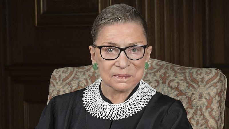 Tolerancia cero - Ruth Bader Ginsburg, una figura irrepetible - 25/09/20 - escuchar ahora