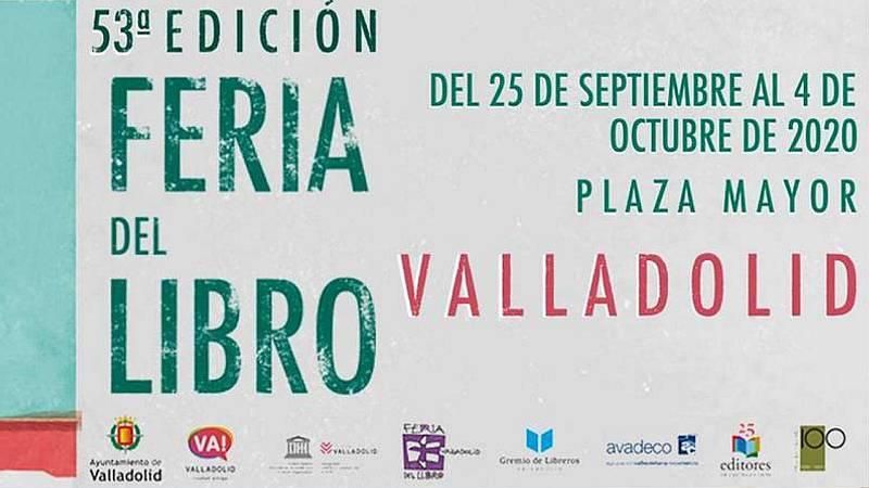 El ojo crítico - Desde la Feria del Libro de Valladolid - 25/09/20 - escuchar ahora
