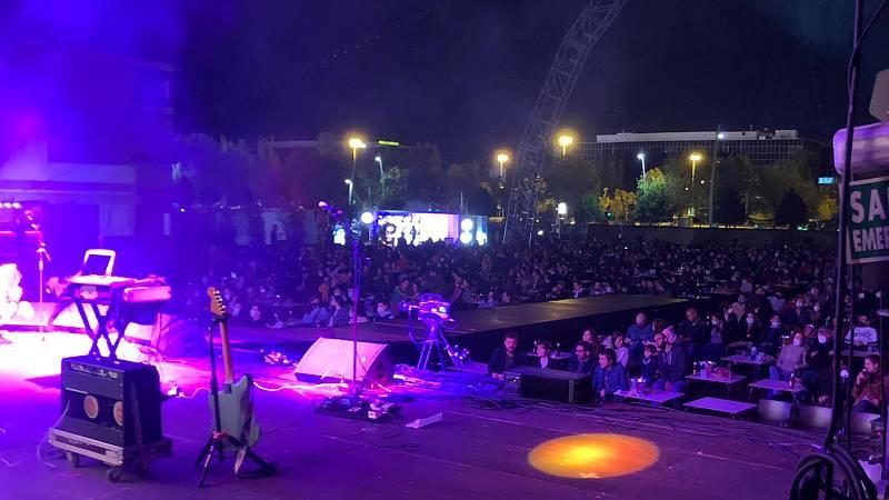 24 horas - Música contra la COVID en el festival 'Tomavistas¿ madrileño - Escuchar ahora
