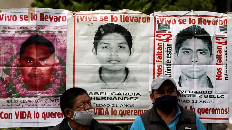 Cinco continentes - México: mas de 38.000 cadáveres sin nombre - Escuchar ahora