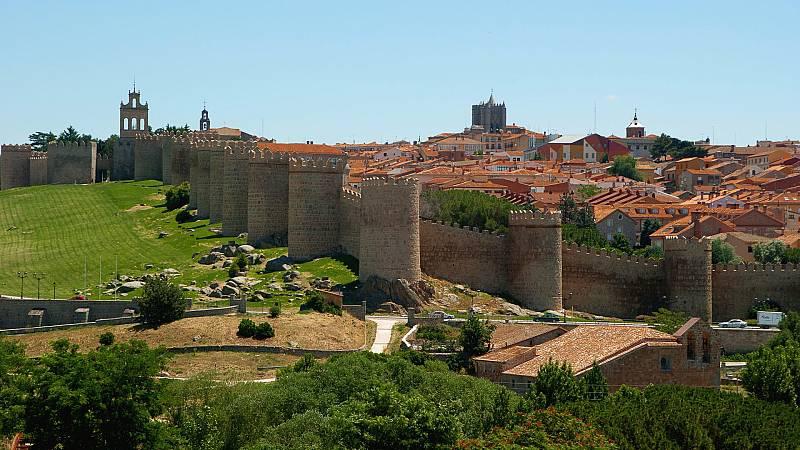 Nómadas - Ávila, la ciudad que mira al cielo - 26/09/20 - escuchar ahora