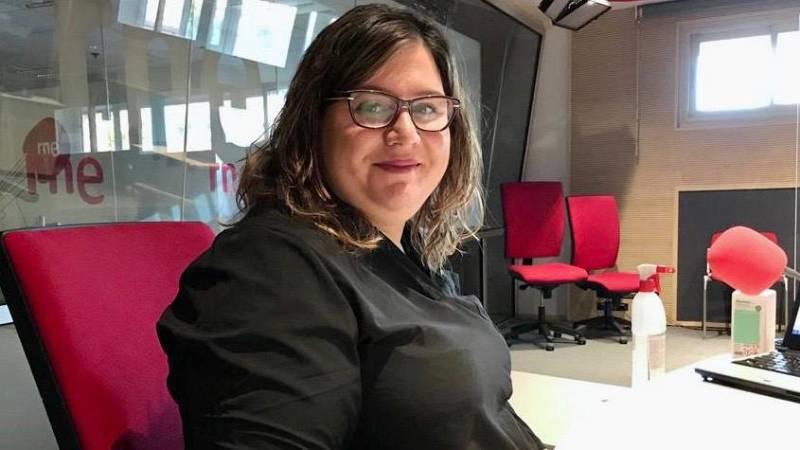 No es un día cualquiera - Marina Marroquí, reeducando en igualdad - 'Café de las 9' - 26/09/2020 - Escuchar ahora