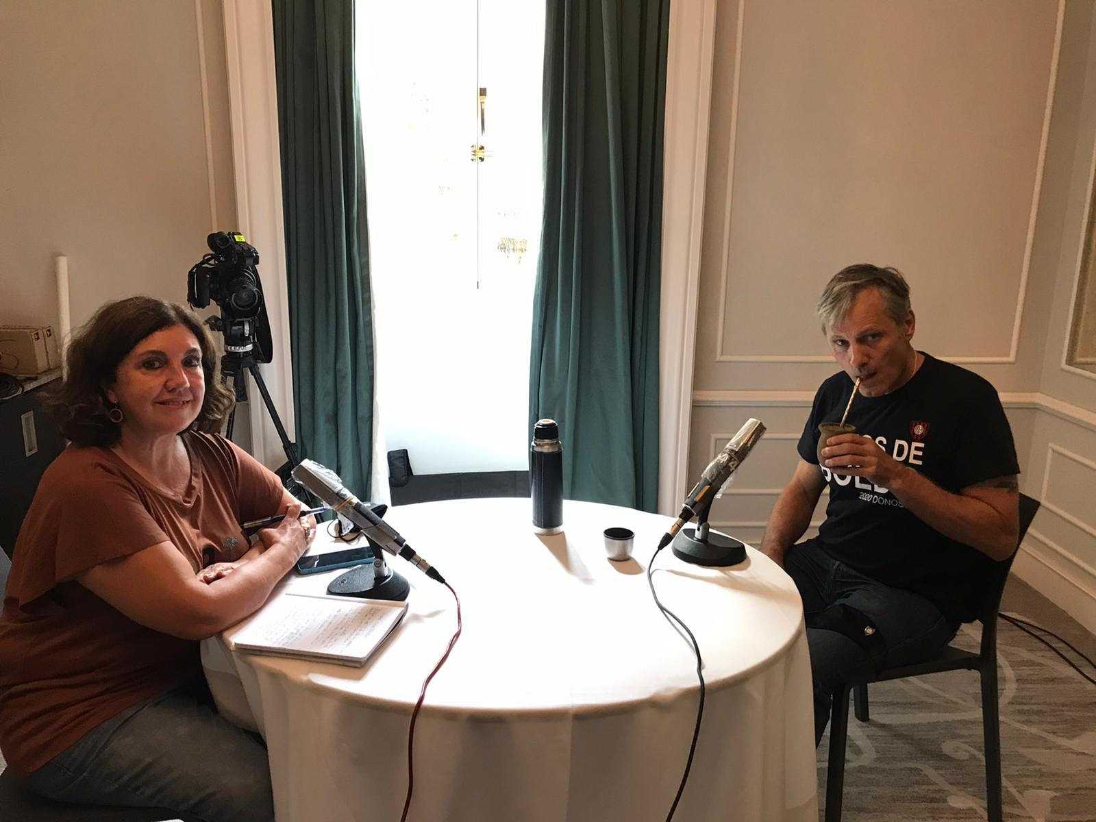 Va de cine - Viggo Mortensen - 26/09/20 - Escuchar ahora