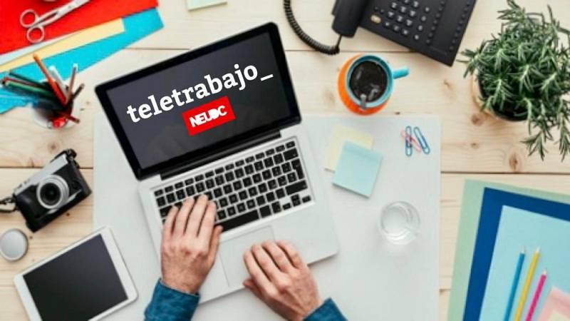 No es un día cualquiera - Ley del trabajo a distancia - Lluís Soldevila y Eva Rimbau - Tertulia - 26/09/2020 - Escuchar ahora