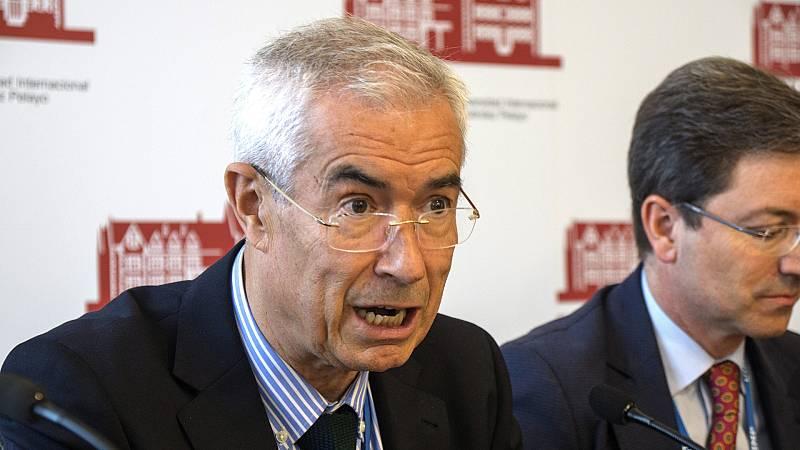Boletines RNE - Dimite el portavoz del Grupo Covid de Madrid dos días después de su nombramiento - Escuchar ahora