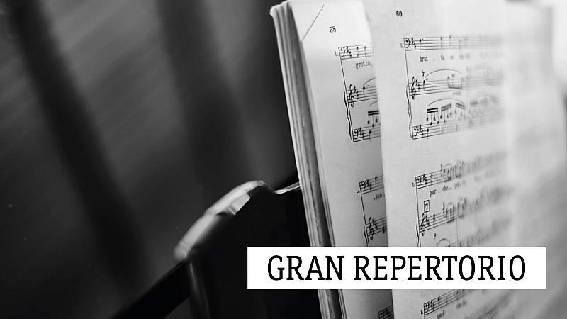 Gran Repertorio - VAUGHAN WILLIAMS: El ascenso de la alondra - 27/09/20 - escuchar ahora