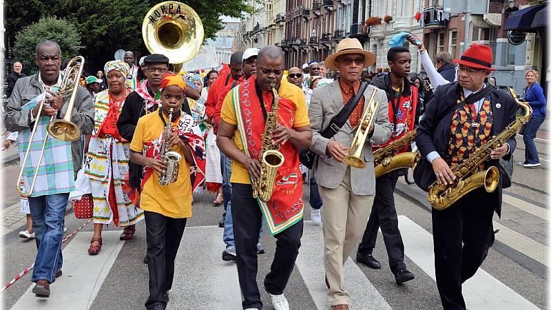 Tapiz sonoro - AmericÁfrica XIII: Guyana, Surinam y la Guayana - 27/09/20 - escuchar ahora