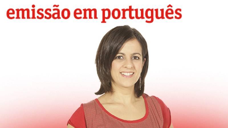 Emissão em Português - Cuca Roseta apresenta em Madri disco em homenagem a Amália Rodrigues - 25/09/20 - Escuchar ahora