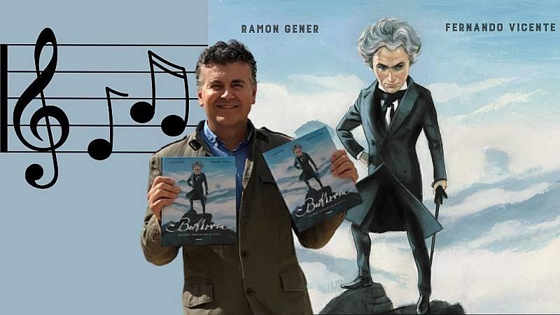 Las mañanas de RNE con Pepa Fernández - Operando - Ramón Gener nos presenta su libro 'Beethoven. Un músico sobre un mar de nubes' - Escuchar ahora