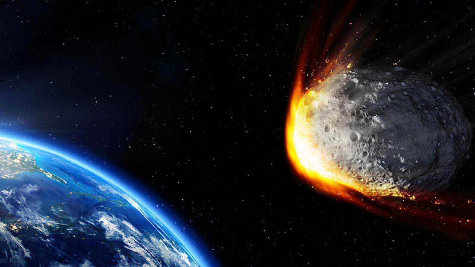 Reportajes 5 Continentes - El reto de desviar la trayectoria de un asteroide - Escuchar ahora