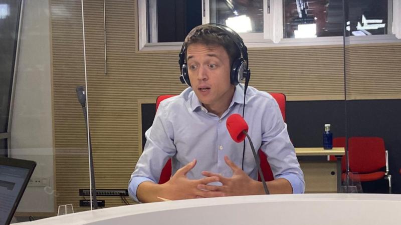 """24 horas - Errejón: """"El Gobierno debe intervenir Madrid"""" - Escuchar ahora"""