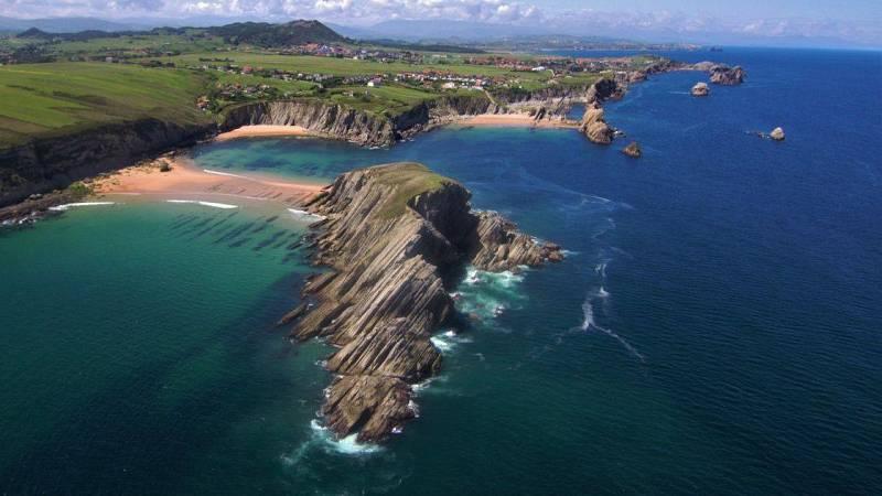 Marca España - Costa Quebrada quiere ser Geoparque Mundial - 29/09/20 - Escuchar ahora