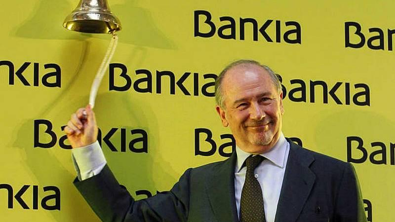 Boletines RNE - La Audiencia Nacional absuelve a Rato y a los otros 33 acusados en el juicio por la salida a Bolsa de Bankia - Escuchar ahora