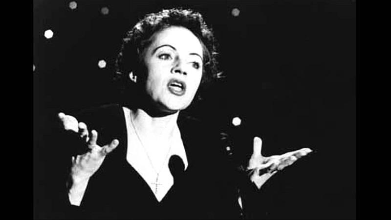 Cinco pistas - Edith Piaf - 29/09/20 - Escuchar ahora