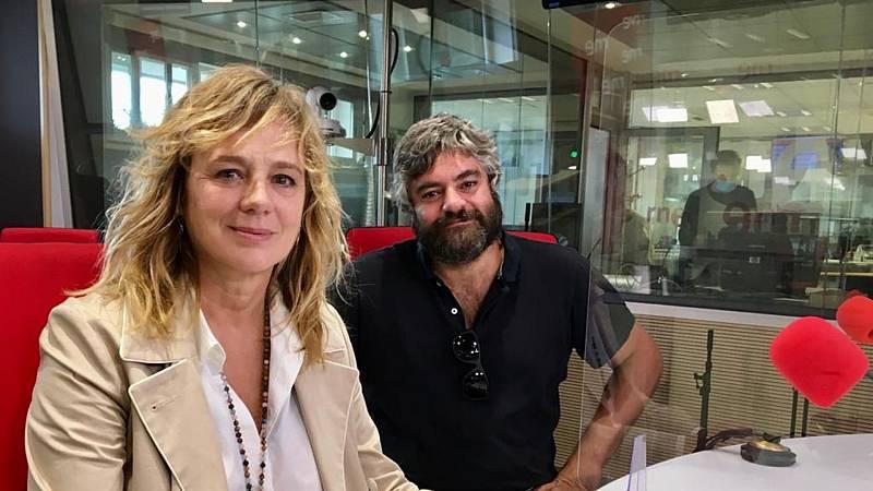 """Las mañanas de RNE con Pepa Fernández - Enma Suárez: """"Esta película te abre los ojos a mirar la vida y la muerte de otra manera"""" - Escuchar ahora"""