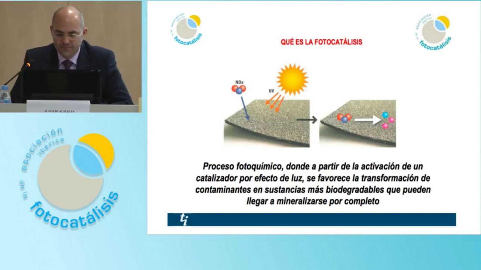 Entre probetas - Fotocatálisis al servicio de la desinfección como biocida - 29/09/20 - Escuchar ahora
