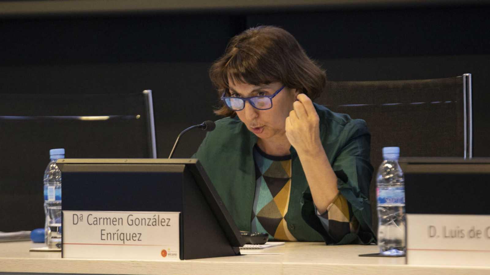 La entrevista de Radio 5 - Carmen González Enríquez /Elcano - 29/09/20 - Escuchar ahora