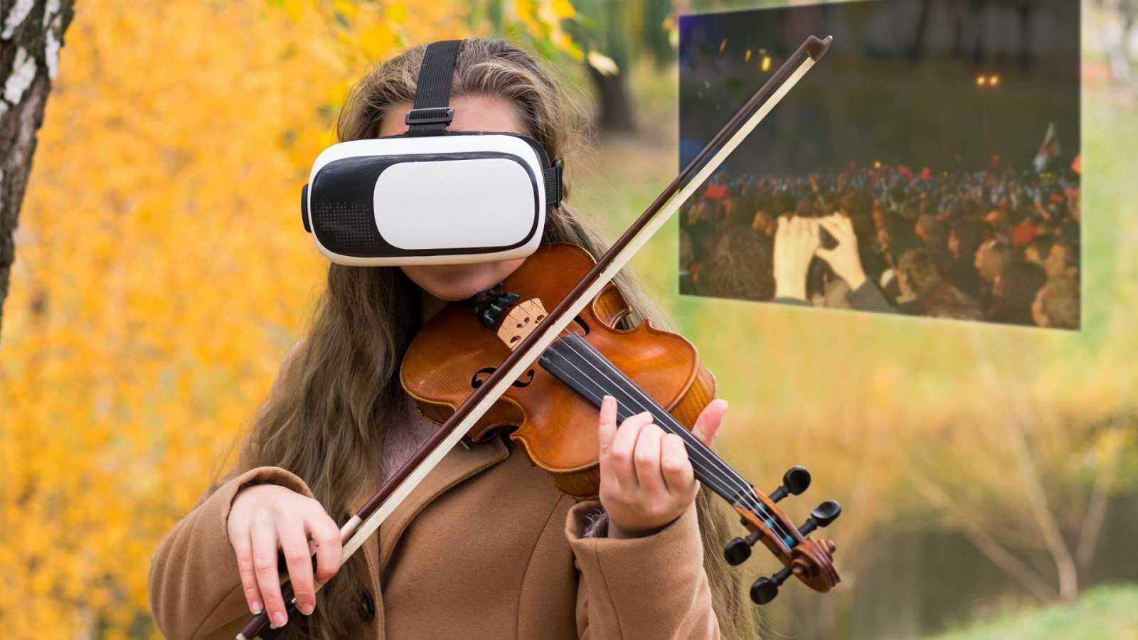 5.0 R-5 - Conciertos en realidad virtual - 29/09/20 - Escuchar ahora