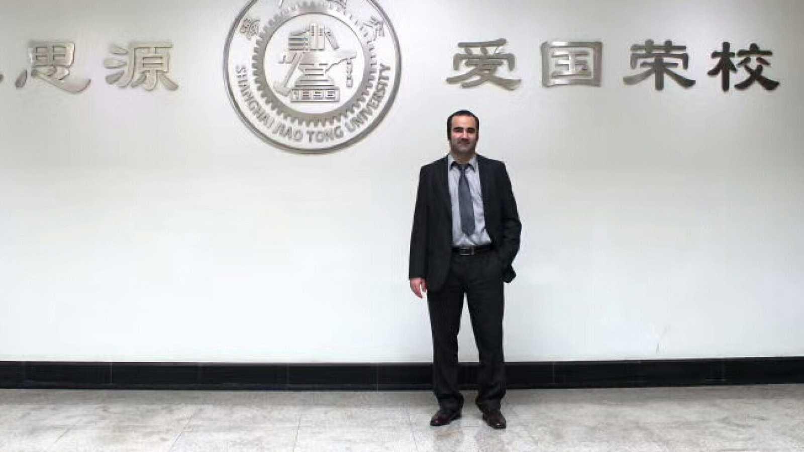 "Punto de enlace - Profesor español en China: ""Vivimos como antes de la pandemia"" - escuchar ahora"