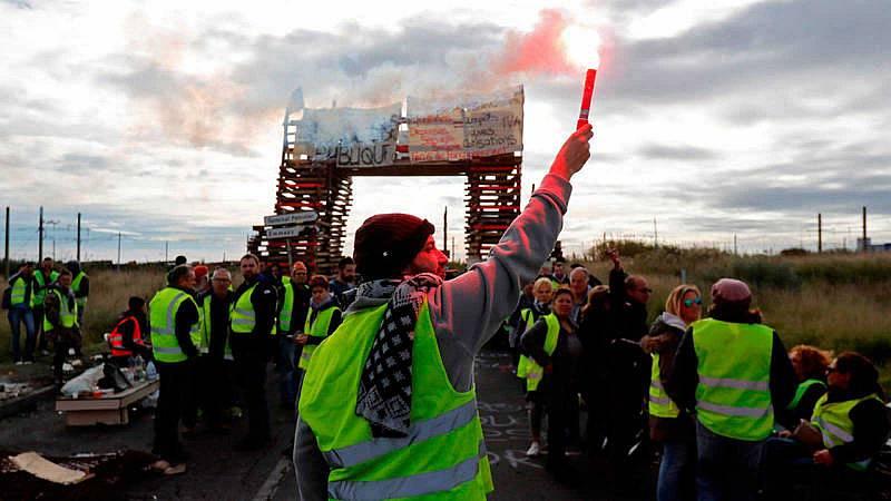 "Cinco continentes - Francia: ""arrestados por protestar"" - Escuchar ahora"