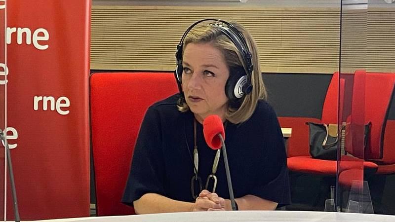 """24 horas - Ana Oramas: """"Si hubiera decencia, la moción de censura de Vox se debatiría 30 minutos"""" - Escuchar ahora"""
