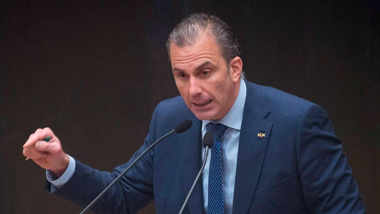 """Las mañanas de RNE - Ortega Smith: """"Del Gobierno de España no nos fiamos lo más mínimo"""" - Escuchar ahora"""