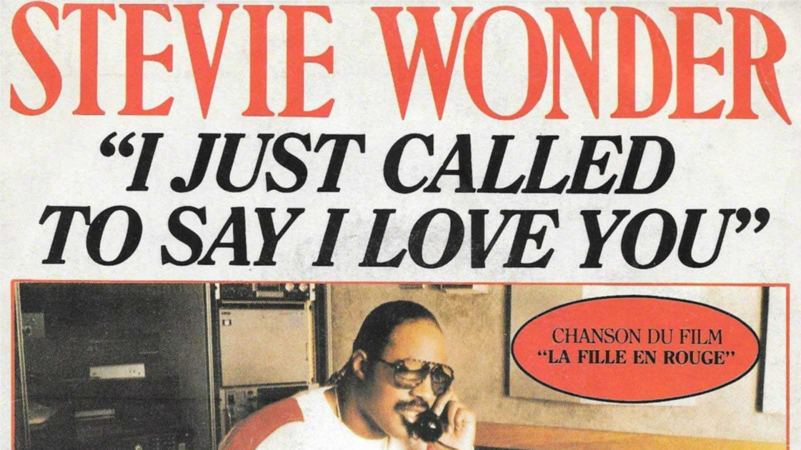 Rebobinando - Stevie Wonder ' I just called to say I love you' - 25/09/20 - escuchar ahora