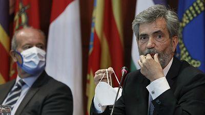 Boletines - El Poder Judicial desoye al Gobierno y nombra seis jueces para puestos clave en el Supremo - Escuchar ahora