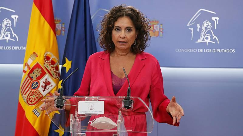 Boletines RNE - El Gobierno suspende las reglas fiscales para las administraciones en 2020 y 2021 - Escuchar ahora