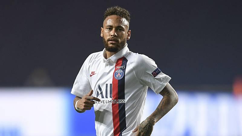 14 horas - Neymar entra en la lista de morosos de Hacienda con una deuda de 34 millones - Escuchar ahora