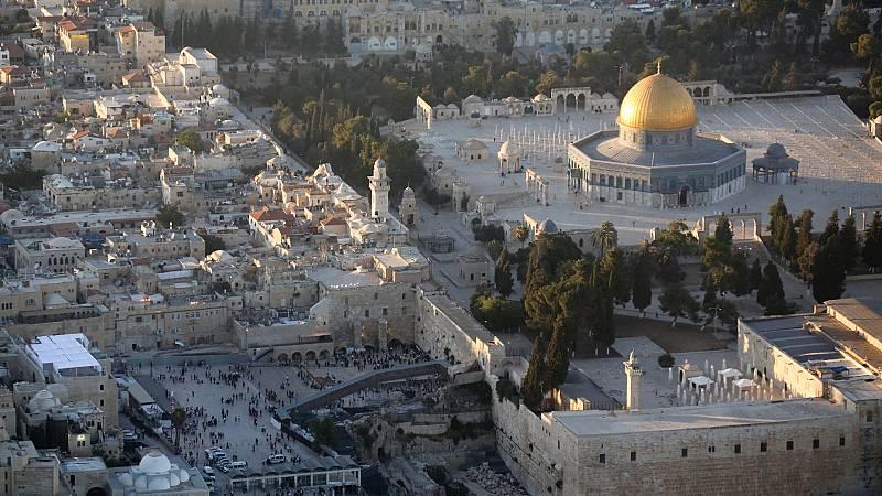 Cinco continentes - 20 años del detonante de la Segunda Intifada - Escuchar ahora