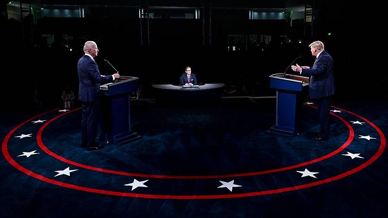 Cinco continentes - EEUU: el debate bochornoso - Escuchar ahora