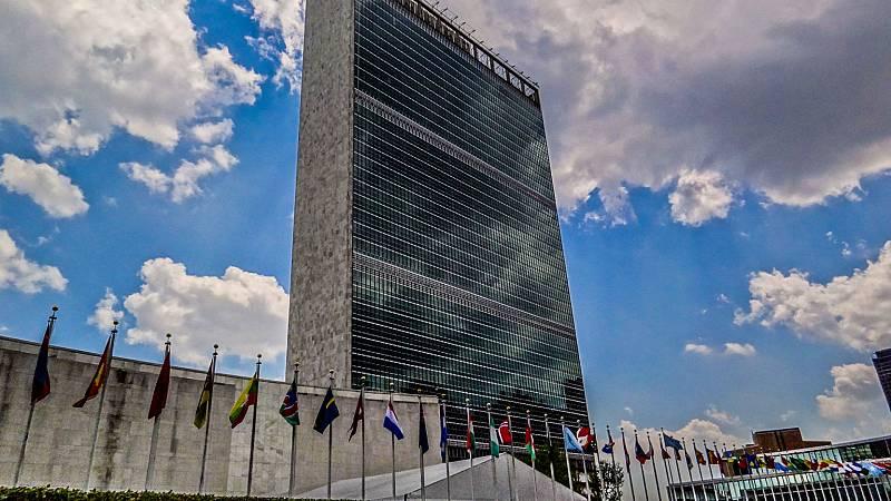 Miradas al exterior - España en la Semana Ministerial de Naciones Unidas - 01/10/20 - Escuchar ahora