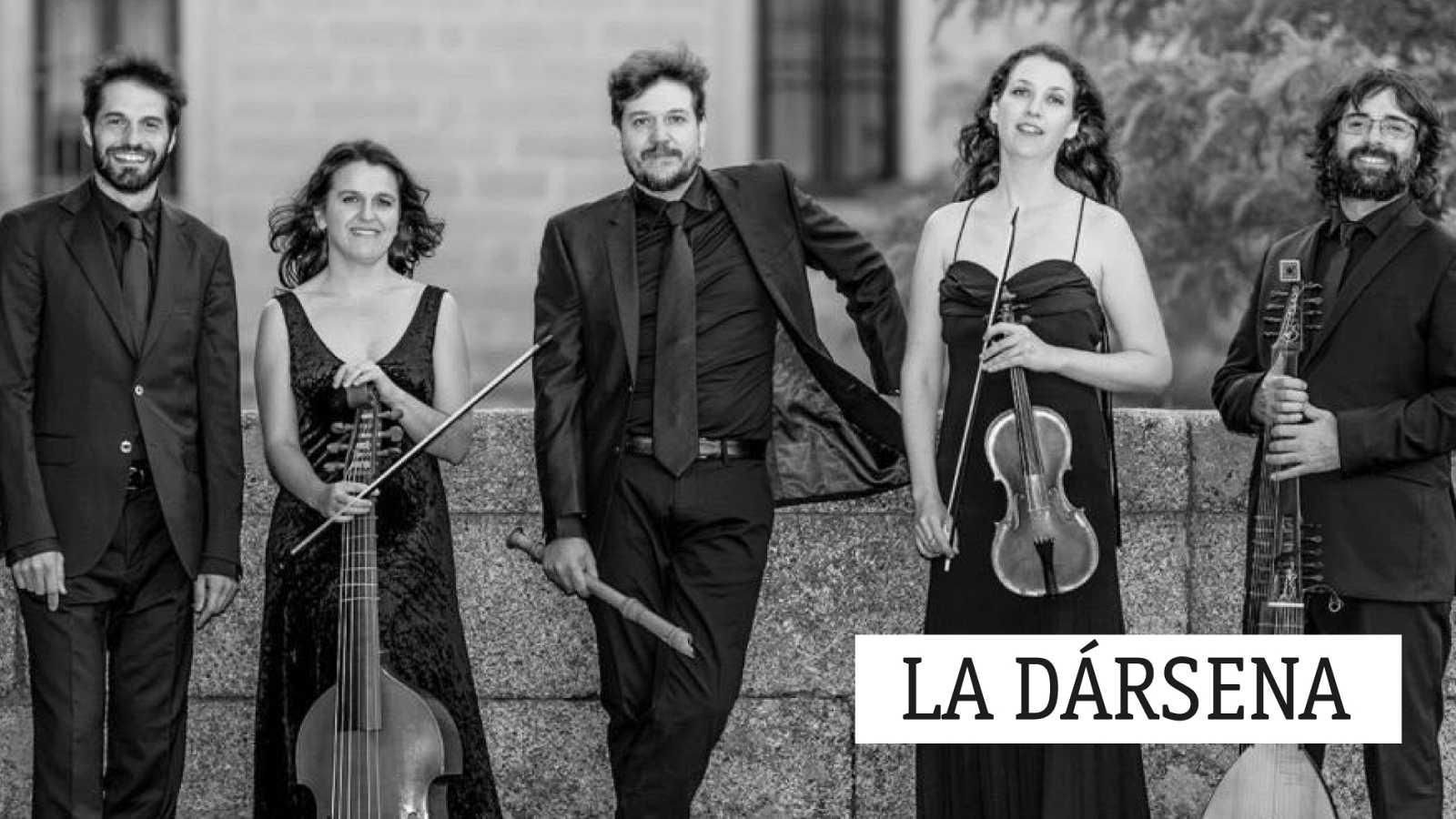 'Silva de Sirenas', el nuevo festival de música antigua  - escuchar ahora